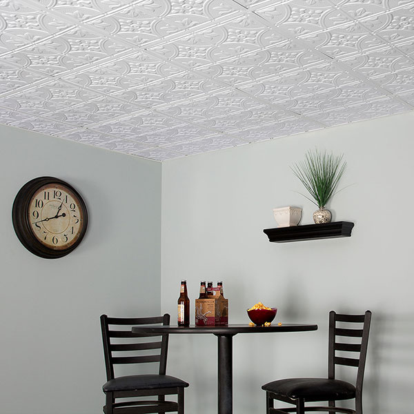 Time honored traditions DIY ceiling project