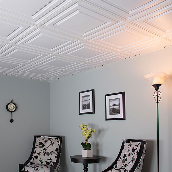 Impressive intimate space DIY ceiling project