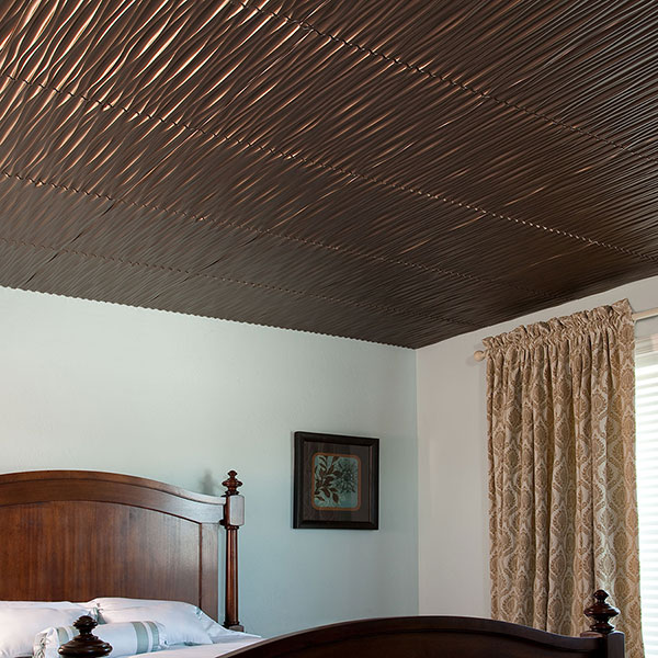 Tranquility personified DIY ceiling project