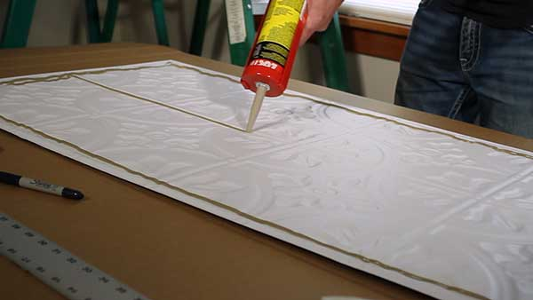 direct apply and glue-up ceilings